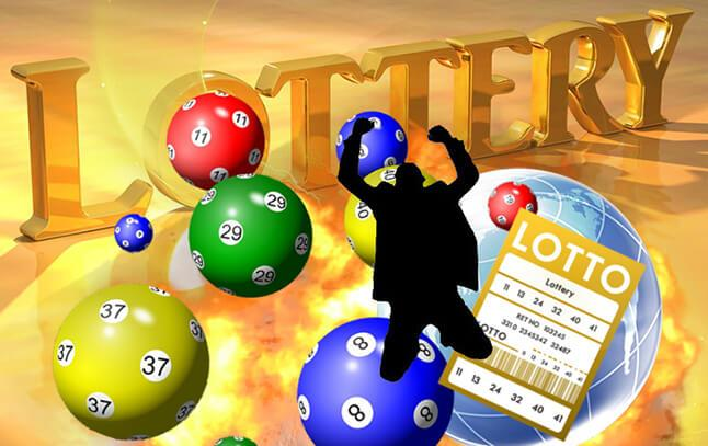 lottery game site