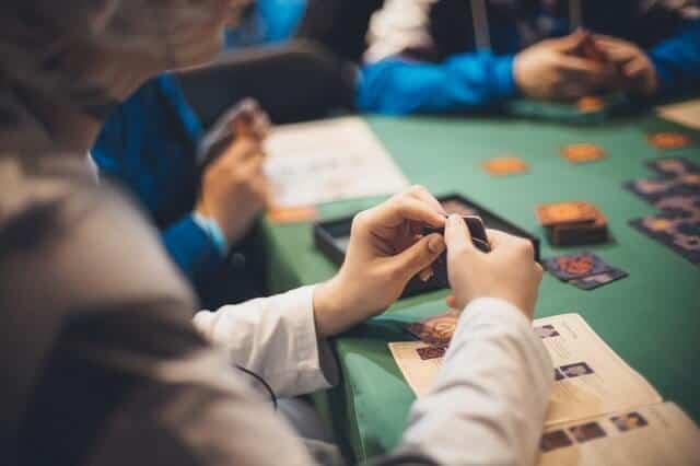 Web Casino Website