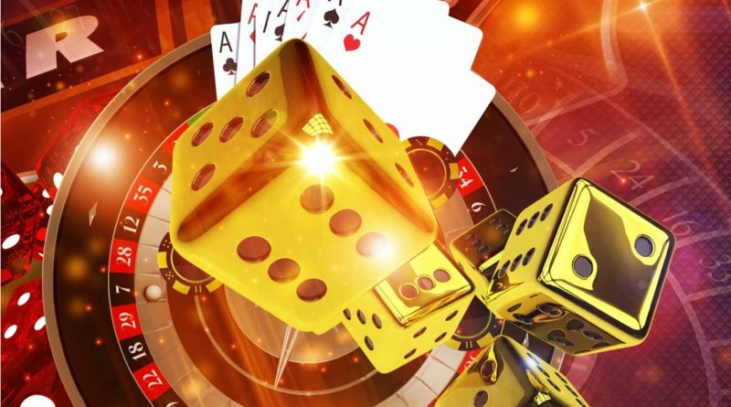 Casino game background – Casino game background