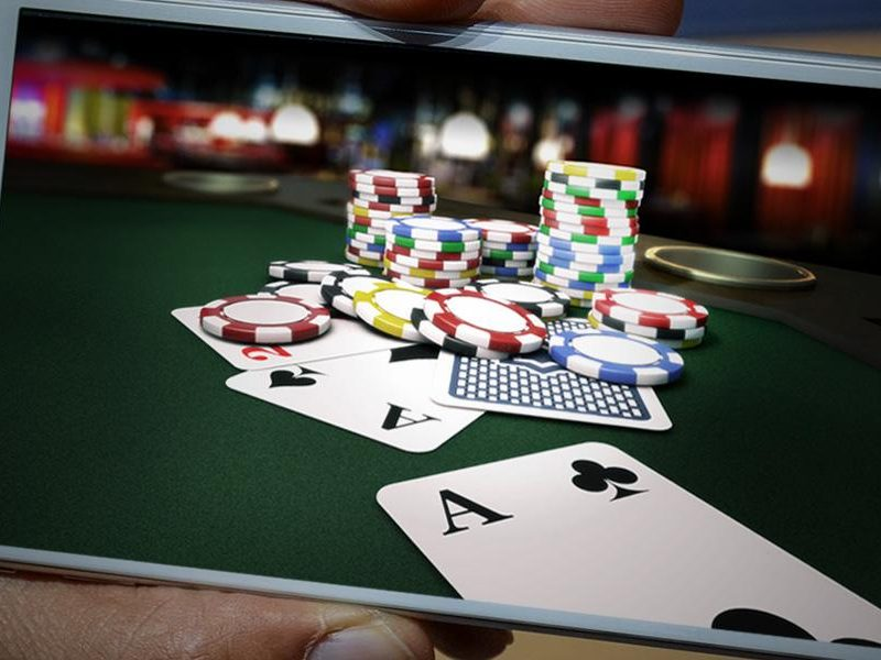 Select Playing At Online Casino